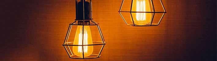 โคมไฟ แนว Industrial loft